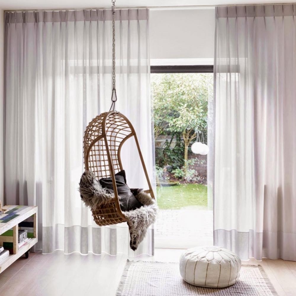 Home Textile Gent - - Vitrage gordijnen